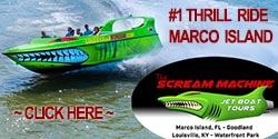 Marco Island Jet Boat Thrill Ride